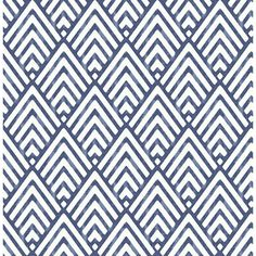 Vertex Indigo Diamond Geometric Wallpaper from the Symetrie Collection... (€62) ❤ liked on Polyvore featuring home, home decor, wallpaper, wallpaper samples, diamond wallpaper, diamond pattern wallpaper, harlequin wallpaper, diamond home decor and indigo home decor