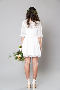 Sally Eagle is a Wellington wedding dress designer. She creates vintage inspired wedding dresses, as well as one-off bridal designs. Browse her wedding dress range now! Vintage Inspired Wedding Dresses, Designer Wedding Dresses, Perfect Wedding Dress, Bridesmaid Dresses, Bridesmaids, Sally, White Dress, Bridal, Inspiration