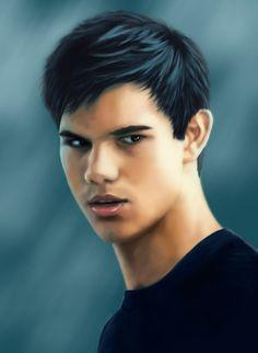 Jacob Black - digital drawing by *TomsGG on deviantART