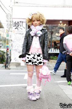 Harajuku street fashion | So cute... (Harajuku)