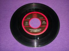"Searchers - Needles & Pins - Love Potion Number Nine Rare 7"" Vinyl 45 RPM Record"