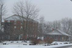 The Times News Online 2014 -Broadway, Rogersville, TN - surprise snow. 1/25/14