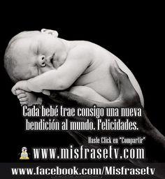 21 Ideas De Frases Para El Nacimiento De Un Bebe Nacimiento De Un Bebé Frases De Felicitaciones Frases
