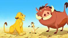 pelicula niños Disney El Rey León / The lion king