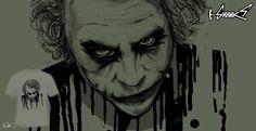 T-shirts - Design: The Joker - by: nicebleed