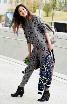 Street-Style / Irene Kim