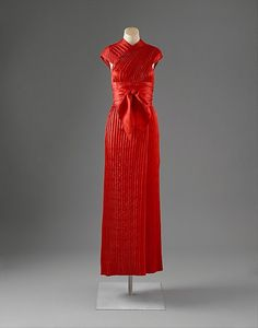 Evening Dress  Claire McCardell, 1950  The Metropolitan Museum of Art