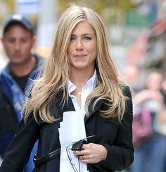 Jennifer Aniston Named Spokesperson, Co-Owner for Living Proof Hair Brand | Gallery | Wonderwall