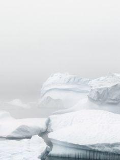 I'd like to see icebergs