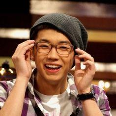 Jang Wooyoung (장우영) of 2PM