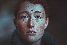 Série de retratos - Tim Cavadini | Stefany