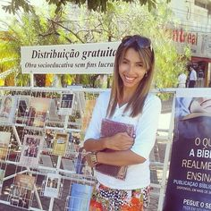 Brazil ~ Preaching The Good News of God's Kingdom - Matthew 6:10 -  See more about God's Kingdom at JW.org in multi languages. with downloadable publications ~ Photo shared by @larysamarques