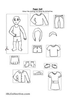 Finish the Drawing: What is the Girl Wearing? | Girls wear ...