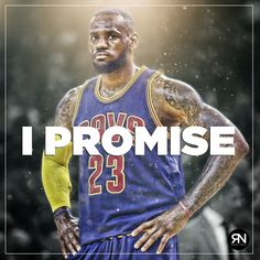 carrying the Cavaliers on his back! I'm a witness of his greatness
