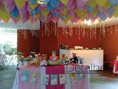 decoração de teto para festa infantil - Pesquisa Google