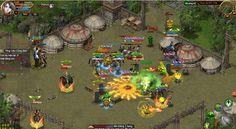 Toàn quốc Phong Hỏa Liên Thành Mobile - Game giống võ lâm truyền kỳ sắp ra mắt