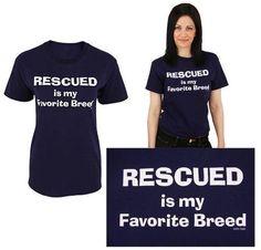 favorite breed? rescued!