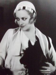 Scottie dog, Joan Crawford