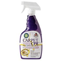 Carpet CPR revives your carpet by removing stains and pet odor. #Clean #Carpet #Pets Solutions.com
