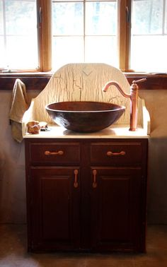 How to turn any basin or bowl into a sink!