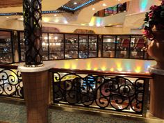 Atrium on Carnival Liberty Carnival Liberty, Cruise Destinations, 10 Anniversary, Atrium, Places, Summer, Summer Time, Lugares