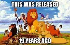 I feel old