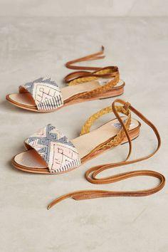 Uxibal Trenza Sandals