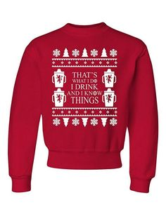 Adult Mens Christmas Jumper Sweatshirt Outfit Flossing Through The Snow Gamer