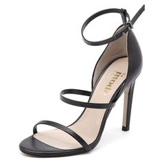 The Mode Collective triple strap sandals Detailed pics. Marked size 38 - I'm a 7.5 US The Mode Collective Shoes Heels