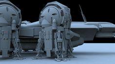 Prometheus Engine by expandedart on DeviantArt