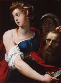 CESARI, Giuseppe Judith with the Head of Holofernes Oil on canvas, x 48 cm Berkeley Art Museum, University of California Celine, Charles Bargue, Judith And Holofernes, Baroque Painting, 17th Century Art, Feminist Art, Oil Painting Reproductions, Traditional Paintings, Italian Art