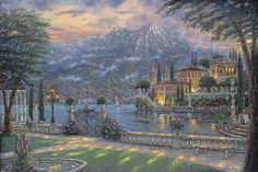 Robert Finale - Villa Balbianello, Lake Como.