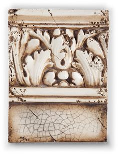 Imperial Column - Empire Collection: Sid Dickens Originals Handmade Memory Blocks (R) Tile Art, Tiles, Romantic Images, Decoupage Paper, Wall Plaques, Art Projects, Medieval, Decorative Boxes, Memories