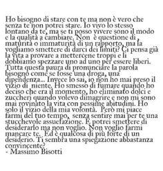 Massimo Bisotti bisogno di stare con te