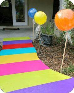 Que tu Fiesta Luzca Colorida y Viva Usando Alguna de Estas Ideas