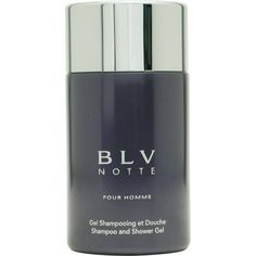 Bvlgari Blv Notte By Bvlgari Shampoo And Shower Gel 6.8 Oz