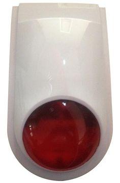Alarm System/Home Alarm/Alarm Accessories Outdoor siren with strobe Alarm System, Strobing, Outdoor, Accessories, Home, Outdoors, Ad Home, Outdoor Games, Homes