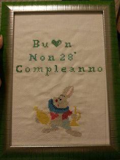 regalo compleanno silvia Buon NON 28° compleanno