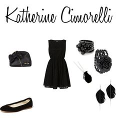 """Katherine Cimorelli"" by ashleysapuppo on Polyvore"