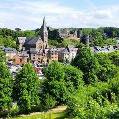 La Roche-en-Ardenne, Belgica!