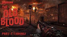 Wolfenstein: The Old Blood - Über Difficulty - No Iron Sights, No Lean -...