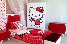 chiLdrens rooms | Hello Kitty Furniture