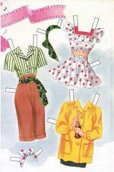 Paper Dolls~Pat Susan Nancy - Bonnie Jones - Picasa Web Albums