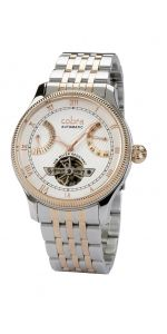 Ανδρικό Ρολόι Αυτόματο COBRA με μπρασελέ Chronograph, Watches For Men, Accessories, Men's Watches, Jewelry Accessories