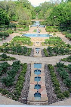 Fort Worth Botanic Garden is the oldest in Texas.