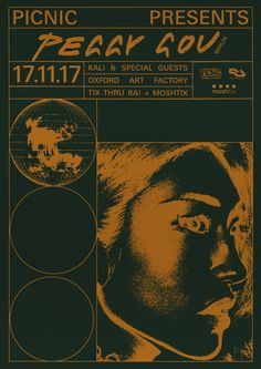 Brodie Kaman - Peggy Gou - Are. - Brodie Kaman — Peggy Gou — Are.na Brodie Kaman – Peggy Gou Graphic Design Posters, Graphic Design Typography, Graphic Design Illustration, Graphic Design Inspiration, Layout Design, Web Design, Design Graphique, Typography Poster, Grafik Design