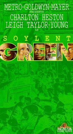 Soylent Green is people