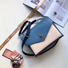 22 best Louis Vuitton Lockme Tote images on Pinterest b5e6f15658fd2