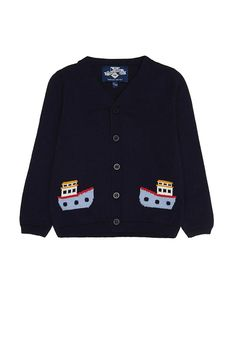 Trotters Childrenswear Baby Alfie Cardigan £37.00 (about $58.00)