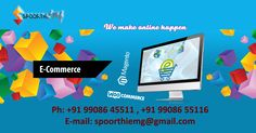we design all types of logos,websites..and conducting events                  contact:9908645511
